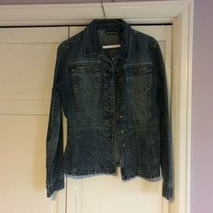DKNY Jean jacket Size M